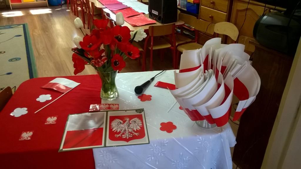 Dzień Flagi Rzeczypospolitej Polskiej Mali Odkrywcy
