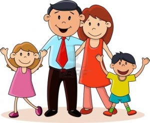 Rodzina - obraz