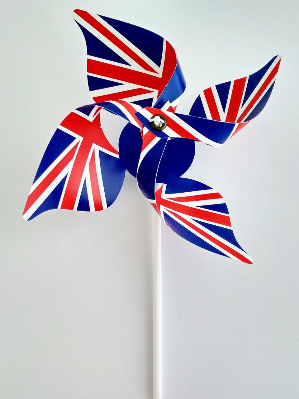 WIATRAK-Wielka Brytania