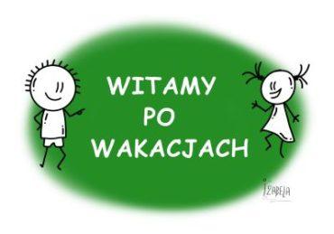 WITAMY PO WAKACJACH1